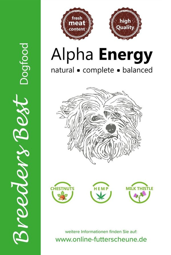 Breeders Best Alpha Energy 10 kg