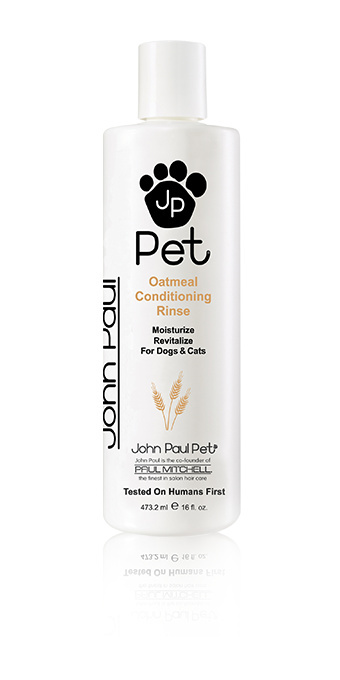 John Paul Pet beste Kosmetik für den Hund - John Paul Oatmeal Conditioner
